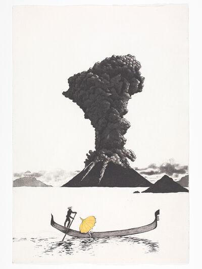 Kristin Headlam, 'Volcano', 2017