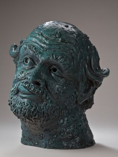 Robert Arneson, 'Untitled (ME)', 1991