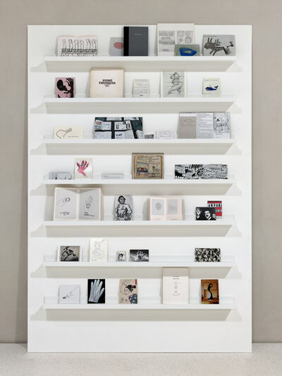 Monika Bartholomé, 'Museum for Drawing installation', 2015