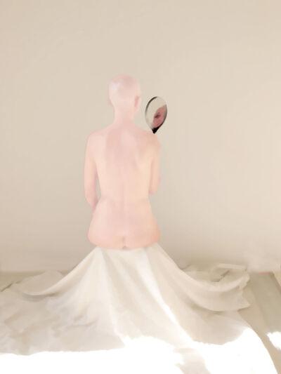 Malekeh Nayiny, 'Reflection', 2013