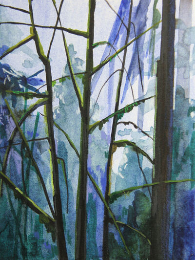 Claire Sherman, 'Trees'