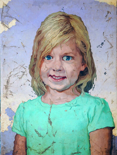 Colin Chillag, 'Portrait of a Girl 3', 2018