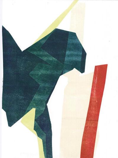 Euphrosyne Andrews, 'Untitled Wood Cut 3'