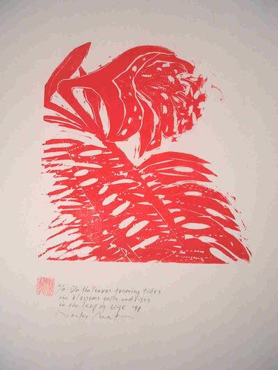 Naoko Matsubara, 'On the Leaves Foaming Tides', 1998