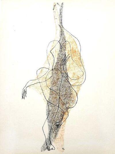 Henri Laurens, 'Henri Laurens - Character - Original Lithograph', 1951
