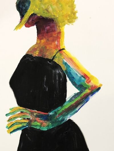 Susan Spector, 'Left Handed', 2019