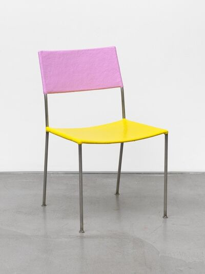 Franz West, 'Künstlerstuhl (Artist's Chair)', 2006