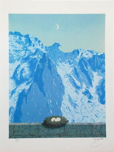 René Magritte, 'Le Domaine d'Arnheim', 2010