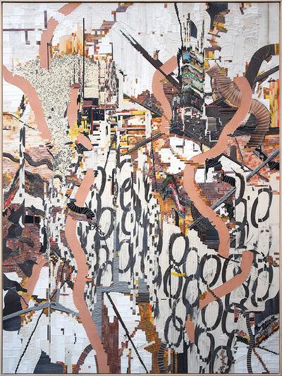 Marcin Dudek, 'The Multi-Headed', 2018
