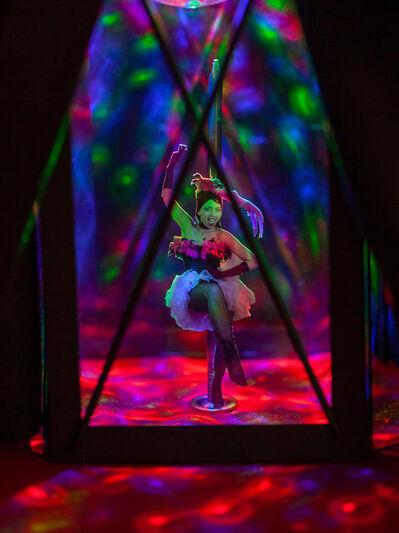 Beba Lindhorst, 'mini mes - dancers #6764', 2019