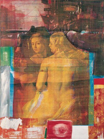 Robert Rauschenberg, 'Persimmon', 1964