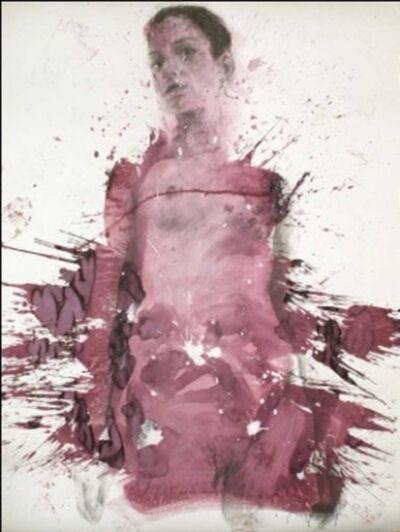 Philippe Pasqua, 'Anne nude'