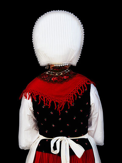 Corina Gertz, 'German Traditional Costume', 2010