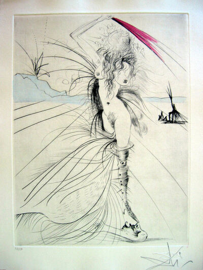 Salvador Dalí, 'Les Aigrettes (The Egrets)', 1969
