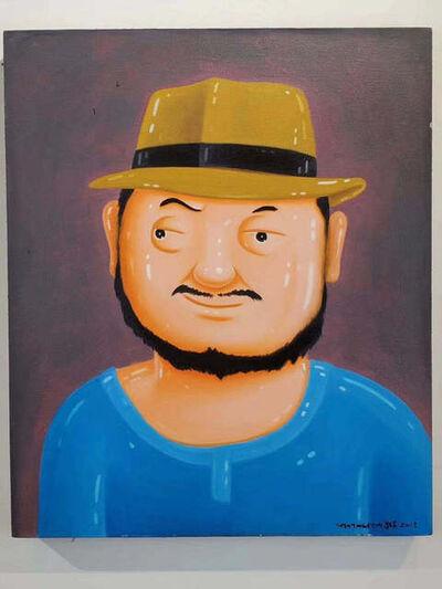 Shen Jingdong, 'Friend's Portrait', 2017