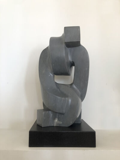Paul Bloch, 'Grey Etude', ca. 2010