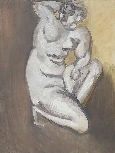 Henri Matisse, 'Nu agenouillé', 1919