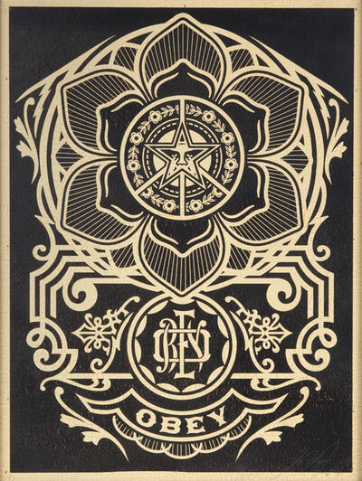 Shepard Fairey, 'Obey Peace Ornament', 2006