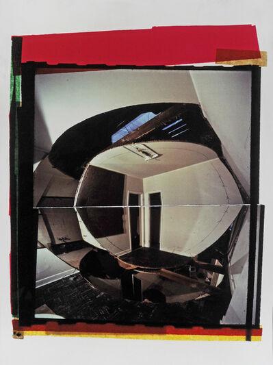 Gordon Matta-Clark, 'Circus-Carribean Orange', 1978