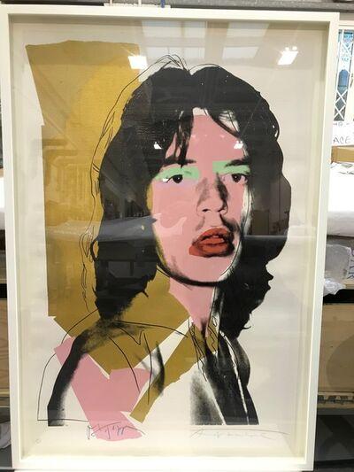 Andy Warhol, 'Mick Jagger ', 1975
