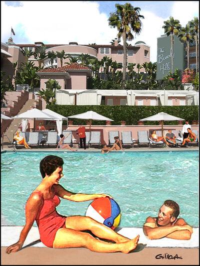 Michael Giliberti, 'Beverly Hills Hotel', 2018
