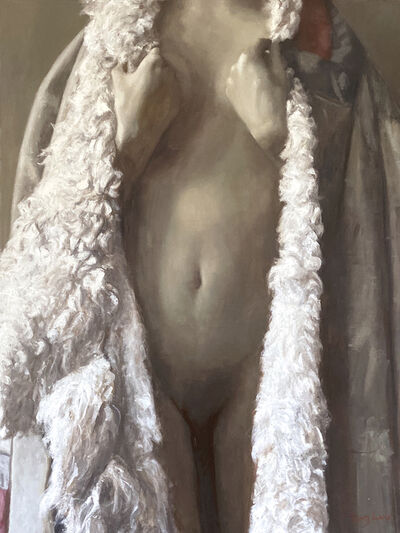 Tong Luo, 'Fur and Nude', 2020