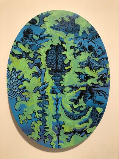 Mark Dean Veca, 'Crow Comes', 2007