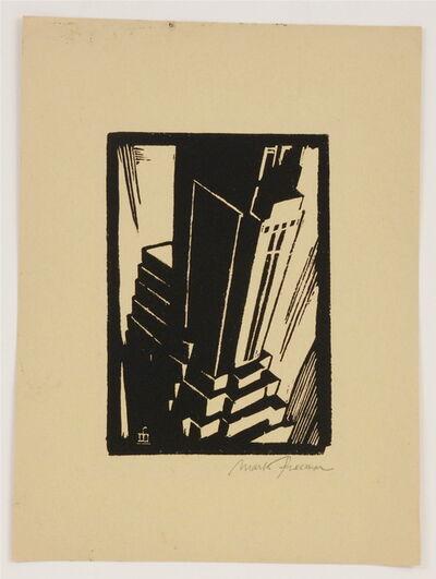 Mark Freeman, 'Setbacks', 1932