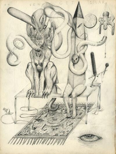 Eric Timothy Carlson, 'Sphinx & Obelisk Radio Show', 2015