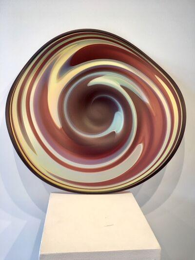 Marcus Thesing, 'Iris Paradise Platter', 2018