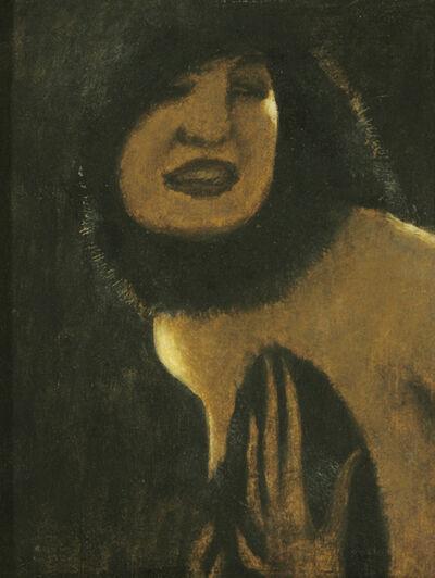 Alfons Walde, 'Eroticism', 1920-1925
