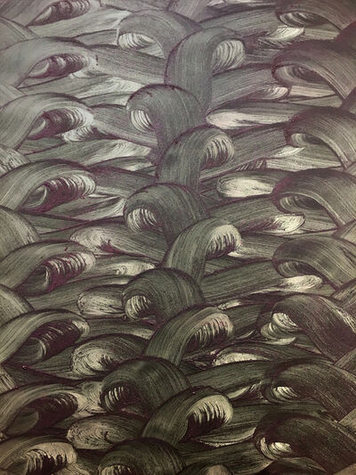 Roberto Munguia, 'Graphite Weaving 7', 2018