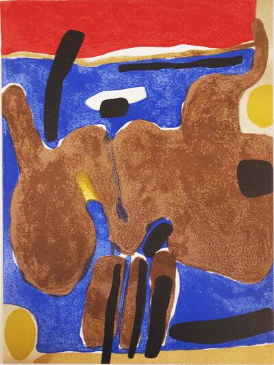 Maurice Estève, 'Composition', 1964
