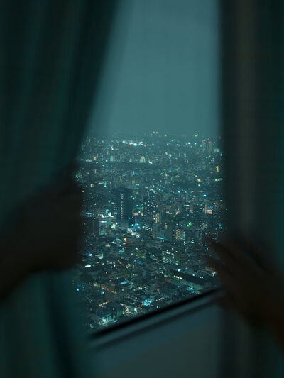 Alec Soth, 'Park Hyatt, Tokto (curtains)', 2015