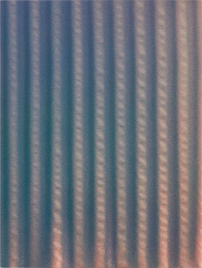 Tauba Auerbach, 'Corrugation I', 2011