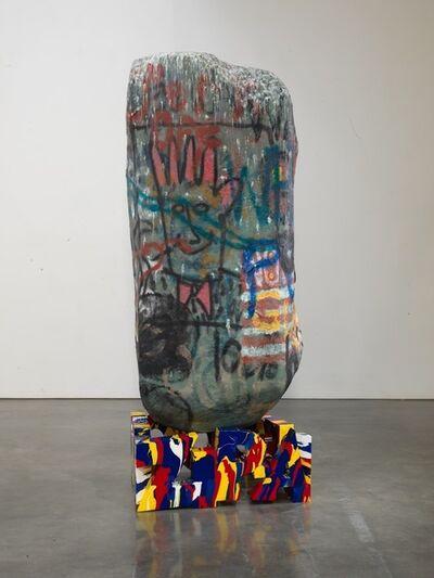 Dan Colen, 'Untitled (zippideedoodah)', 2006