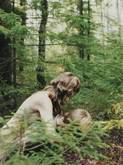 Ryan McGinley, 'Emily & Hannah', 2002