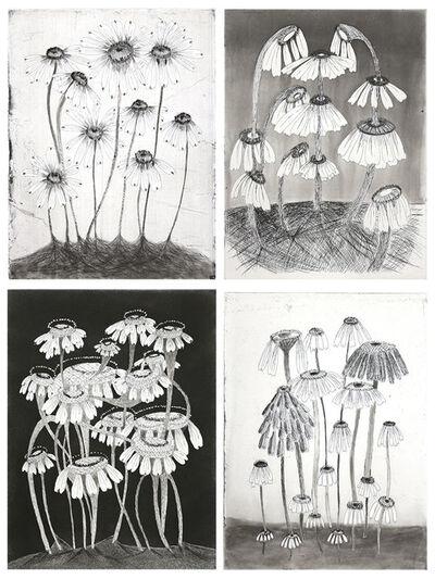 Kiki Smith, 'Variety Flowers ', 2014