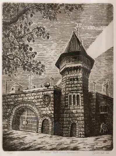 Sandow Birk, 'Old Folsom State Prison - Represa, CA', 2000