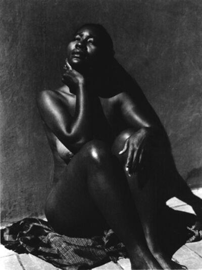 Manuel Álvarez Bravo, 'Espejo negro [Black Mirror]', 1947