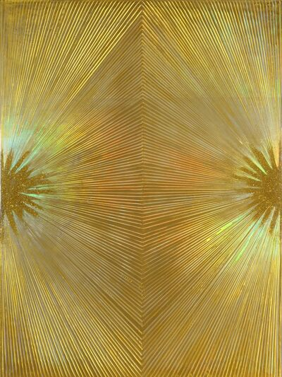 Sylvia Hommert, 'Rhythm of Star and Sun', 2015
