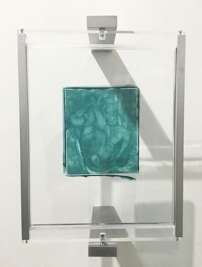 Henry Hudson, 'Woodburytype Print of Study Plate 2, Autopsy - (green)', 2015