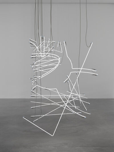 Cerith Wyn  Evans, '…take Apprentice in the Sun IV', 2020