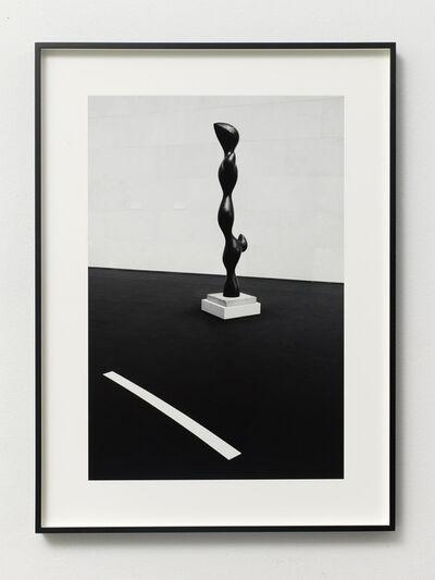 Bettina Pousttchi, 'Arp Drive Thru', 2014