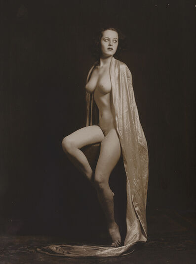 Alfred Cheney Johnston, 'Standing Female Nude', 1930s