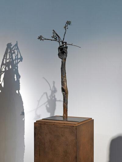 Aron Demetz, 'rama', 2019