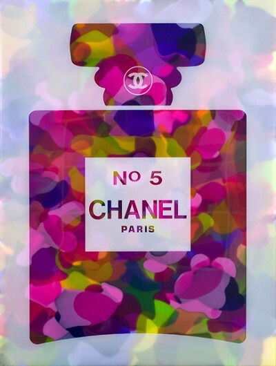 Alberto Murillo, 'Chanel #5 multi color'