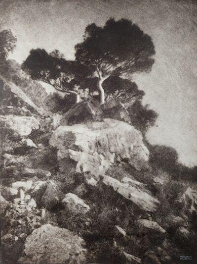 Heinrich Kühn, 'Untitled (Landscape)', 1898