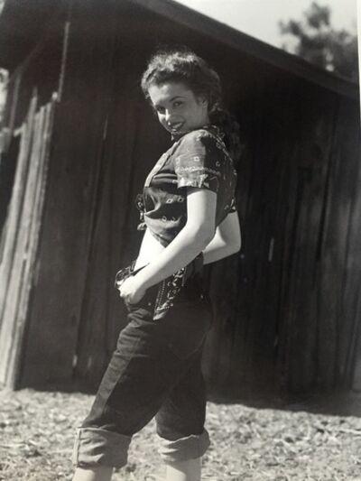 André de Dienes, 'Marilyn en Jean (1945)', 2006