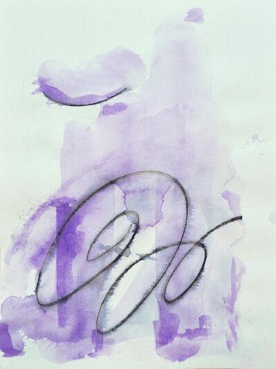 Lisa Fellerson, 'Line over Lavender', 2020